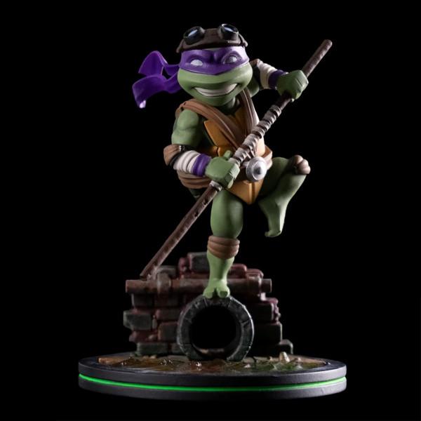 Q-Fig Diorama: Teenage Mutant Ninja Turtles - Donatello