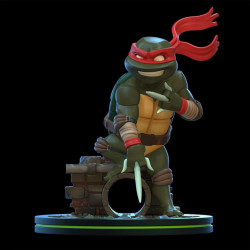 Q-Fig Diorama: Teenage Mutant Ninja Turtles - Raphael