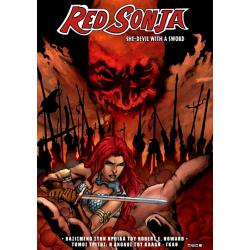 Red Sonja 03: Η Άνοδος του Κάλαν Γκαθ