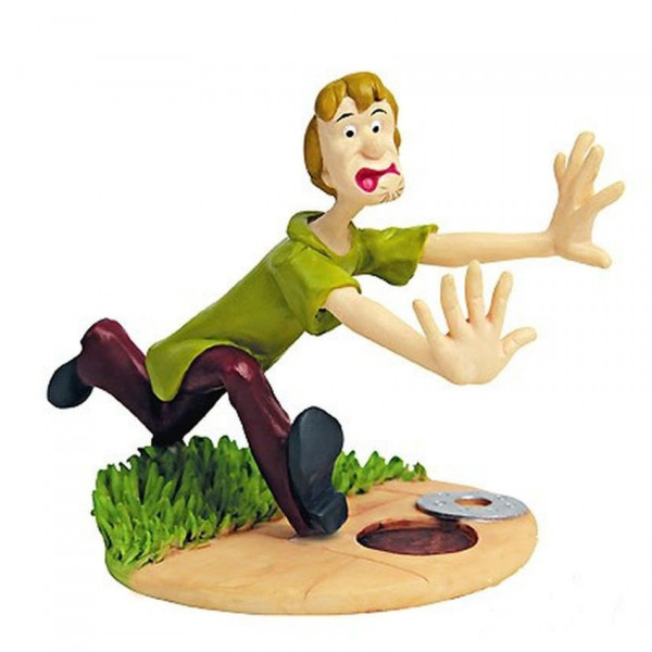 Resin Mini Statue: Shaggy Rogers running