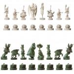 Chess Set: Nightmare before Christmas - 25 Years
