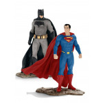 Schleich's DC 2-Pack Batman vs. Superman