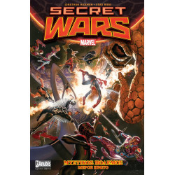 Secret Wars: Μυστικός Πόλεμος, Μέρος Πρώτο