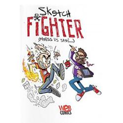 Sketch Fighter (Meliss VS Stef...)