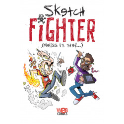 Sketch Fighter (Meliss VS Stef...)