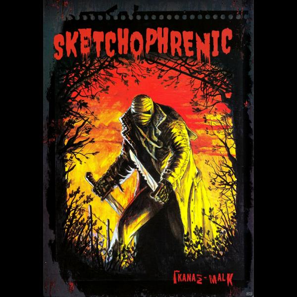 Sketchophrenic