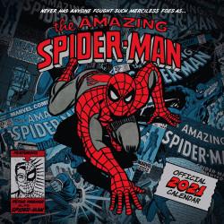 Spider-Man: Ημερολόγιο 2021 (στα Αγγλικά)