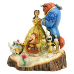 Disney Traditions: Carved by Heart Beauty and The Beast ''Tale as Old as Time''