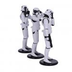 """Star Wars: Original Stormtrooper """"Three Wise Stormtroopers"""""""