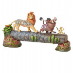 Disney Traditions Lion King: Carefree Camaraderie
