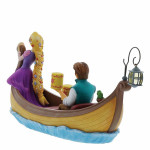 "Enchanting Disney Ornament: Ραπουνζέλ και Φλιν Ράιντερ ""Βλέπω το φως!"
