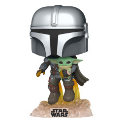 Star Wars POP! - The Mandalorian with the Child