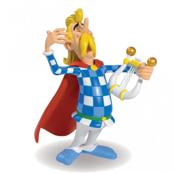 Statue Asterix: Troubadix