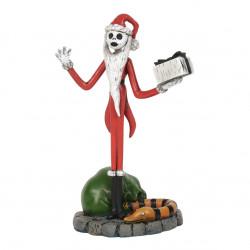 Άγαλμα από τον Χριστουγεννιάτικο Εφιάλτη: Ο Τζακ Σκέλινγκτον κλέβει τα Χριστούγεννα