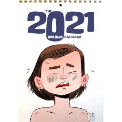 Σταύρος Κιουτσιούκης: The Orgasmic Calendar 2021