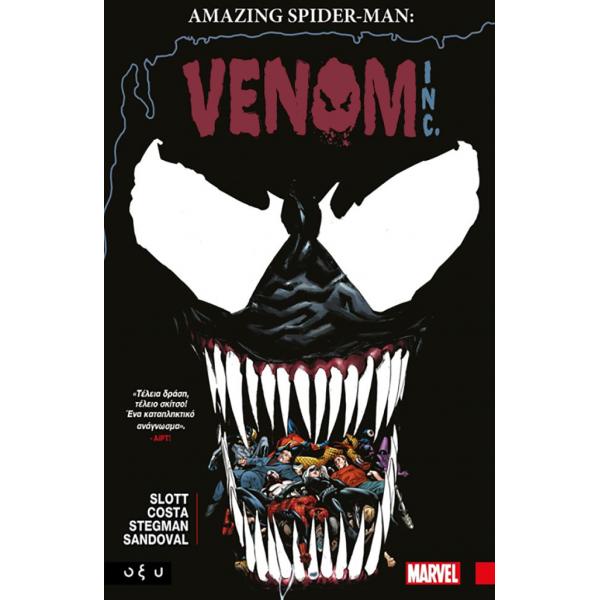 The Amazing Spider Man: Venom Inc
