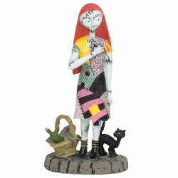 The Nightmare before Christmas Figurine: Sally's Date Night
