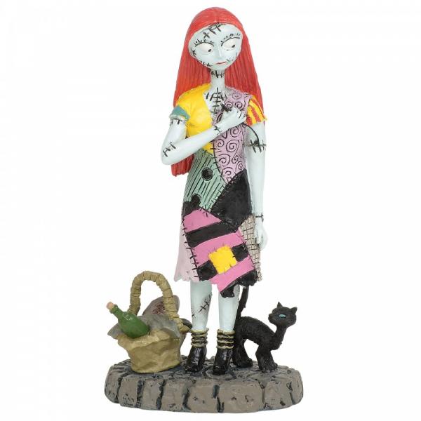The Nightmare before Christmas Figurine: Sally's Date Night