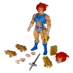 Thundercats Ultimates Action Figure Lion-o (Wave 1)