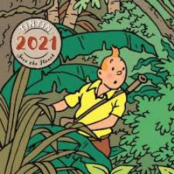 Τεντέν: Ημερολόγιο 2021 (Save the planet)