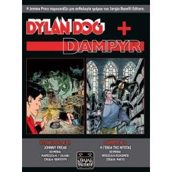 Dylan Dog + Dampyr #2