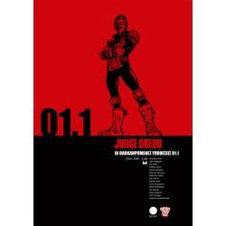 Judge Dredd 01.1: Οι Ολοκληρωμένες Υποθέσεις