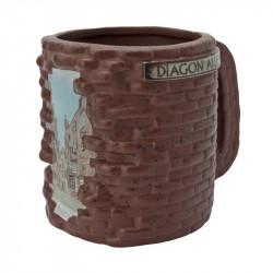 "3D Mug: Harry Potter ""Diagon Alley"""