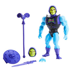Action Figure: Masters of the Universe (Deluxe) - Battle Armor Skeletor