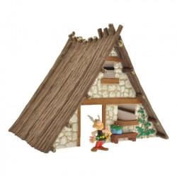 Asterix's House plus Asterix's mini figurine