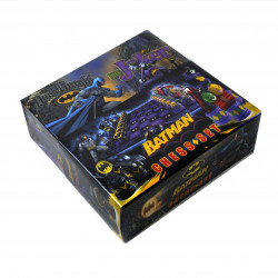 Chess Set: Dark Knight vs Joker