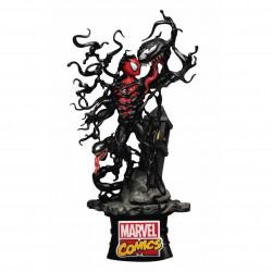 D-Stage Diorama: Spider-Man vs. Venom