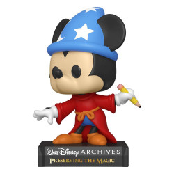 Disney Archives POP! Vinyl Figure: Sorcerer Mickey