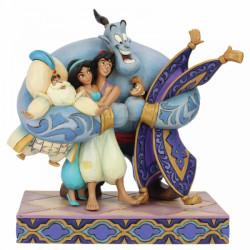 Disney Enchanting: Aladdin - Group Hug!