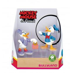 Σετ 2 φιγούρων Mickey Mouse & Friends - Νταίζη και Ντόναλντ