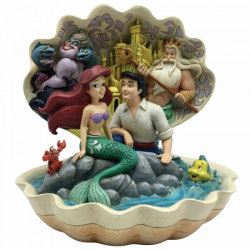 Disney Showcase: Seashell Scenario (The Little Mermaid)