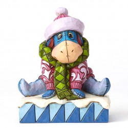 """Disney Traditions """"Eeyore - Waiting for Spring"""""""