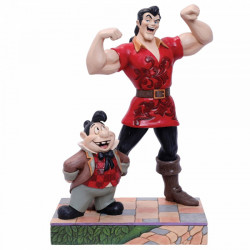 Disney Traditions: Muscle-Bound Menace (Gaston and Lefou)