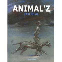 Enki Bilal: Animal'Z