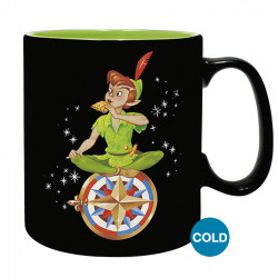 "Heat Change Mug: Peter Pan ""Neverland"""