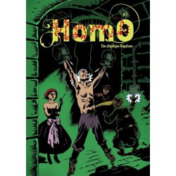 Homo #02