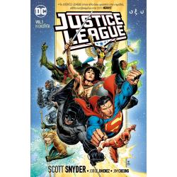 Justice Leage Vol.1: Η Ολότητα