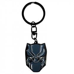 Keychain: Black Panther Head