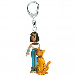 Keychain: Cleopatra