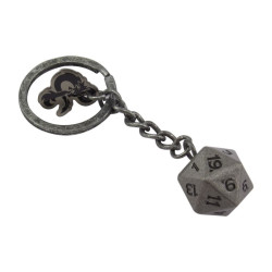 Keychain: Dungeons & Dragons - D20