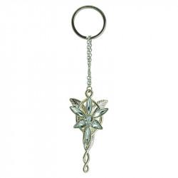Keychain: Lady Arwen's Evenstar