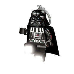 Keychain: Lego Darth Vader LED Light-Up
