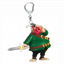 Keychain: Pirate Barbe-Rouge