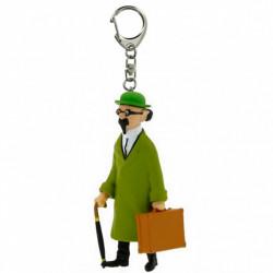 Keychain: Professor Calculus (Mini)