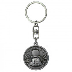 Keychain: Scrooge's Lucky Dime
