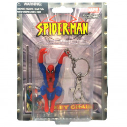 Keychain: Spider-Man flying